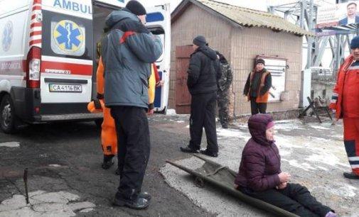 Цілу ніч у полі біля Іршави пролежала жінка зі зламаною ногою