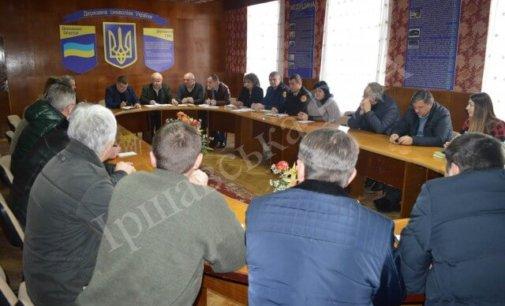 В Іршаві відбулось засідання комісії з питань ТЕБ та НС