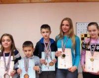 11 призових місць здобули іршавські шашкісти на відкритому чемпіонаті Угорщини