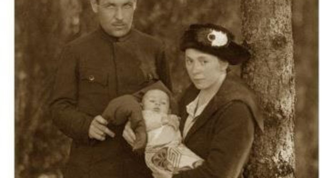 Дочка Івана Франка протягом двох десятиліть проживала в селі Довге