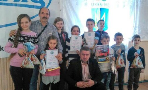 Іршавчани привезли нагороди з міжнародного шашкового турніру