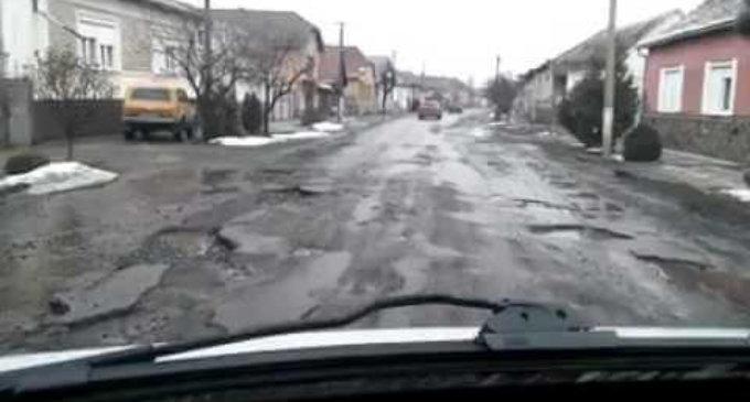 На Іршавщині у 2018-му продовжать ремонт доріг