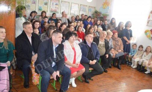 У селі Малий Раковець відкрили навчально-виховальний комплекс