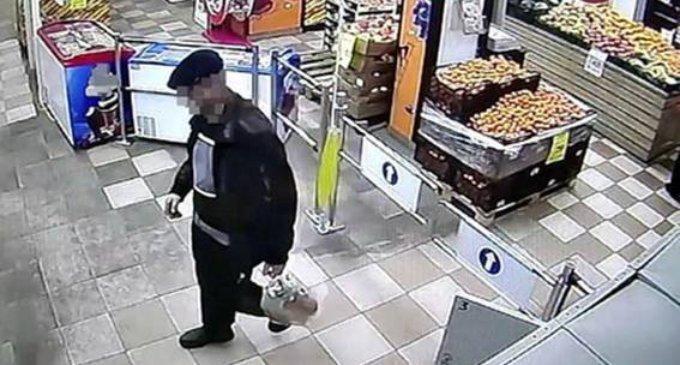 У центрі Міжгір'я чоловік обікрав продуктовий магазин