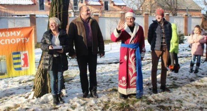 Юні туристознавці змагались за Кубок Діда Мороза