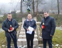 На Іршавщині вшанували пам'ять Героїв Крут