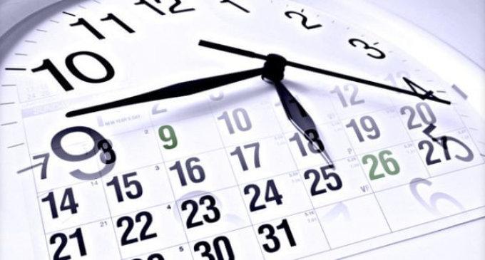У березні й квітні закарпатці відпочиватимуть по 4 дні поспіль