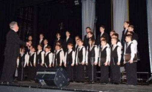 Мукачівський хор хлопчиків та юнаків виступали з концертами у Польщі