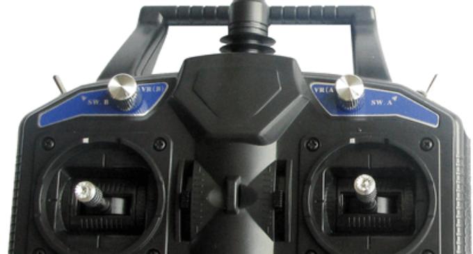 Аппаратура управления для радиомоделей