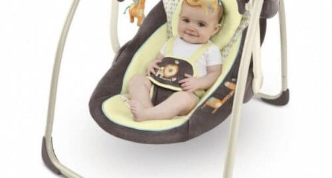 Як вибрати крісло-гойдалку для малюка?