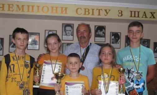 Іршавчани здобули призові місця на Кубку Закарпаття з шашок-64