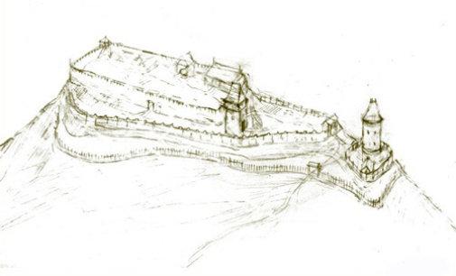Найстаріший замок Закарпаття знаходиться на Іршавщині (Відео)