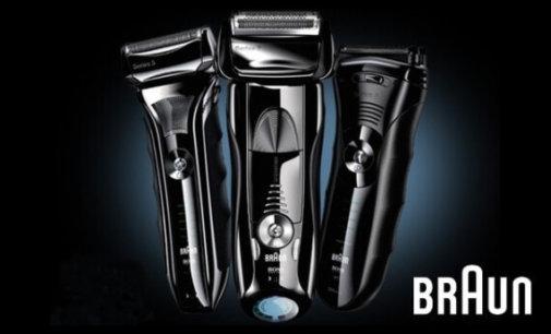 Інноваційні технології в бритвах Braun