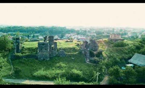 Відео: Замок Канків у Виноградові