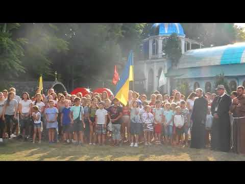 Відео: молодь Джублика долучилася до молитви за мир в Україні