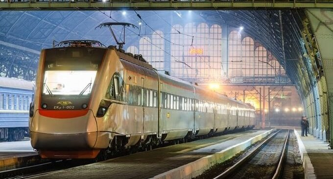 Укрзалізниця протестувала новий швидкісний поїзд