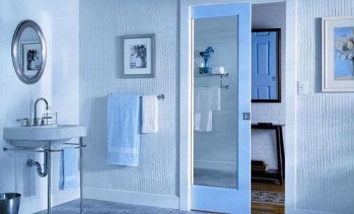 Які двері вибрати для ванної кімнати