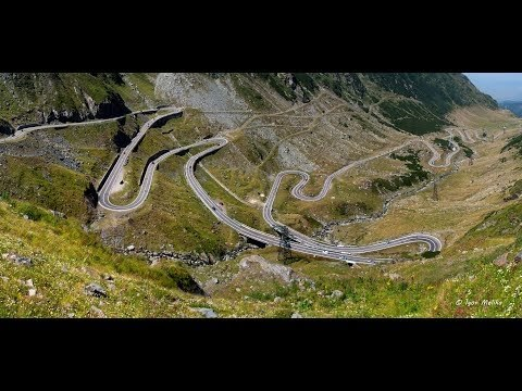 ВІДЕО: Найкрасивіша дорога Європи – Трансфагараш у Карпатах