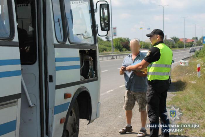 На Закарпатті знову перевірятимуть пасажирські автобуси