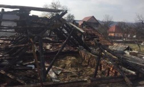 Нічна пожежа у Довгому. Офіційна версія