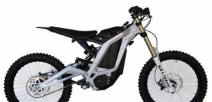 Электромотоцикл как реальное будущее развитие техники