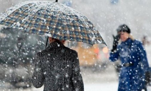 В Україну йде циклон: обіцяють сніг, дощ і штормовий вітер