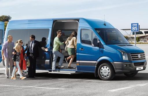 Как заказать микроавтобус в Харькове