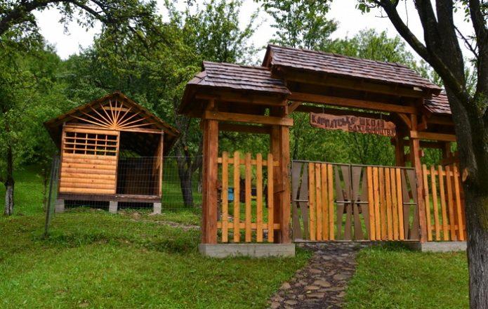 Унікальна атракція для туристів: Карпатська школа бджільництва діє у Колочаві.