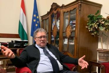 Посол Угорщини в Україні розповів про ситуацію в Закарпатті, обшуках СБУ і планах його країни