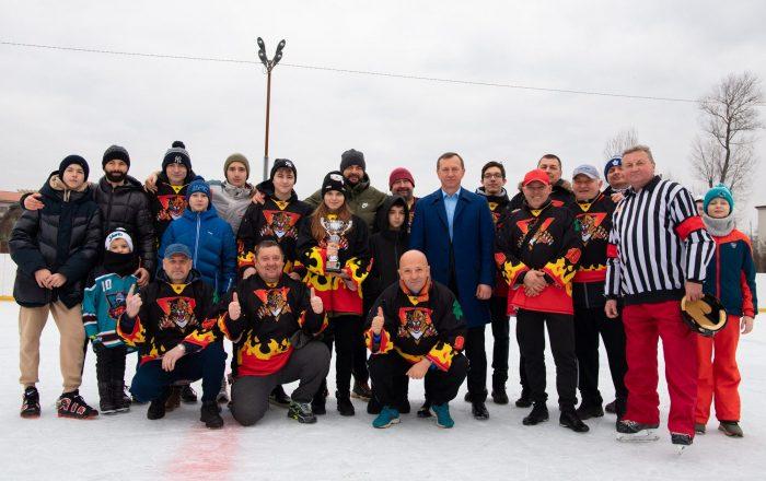В Ужгороді відкрили хокейний сезон 2020-2021