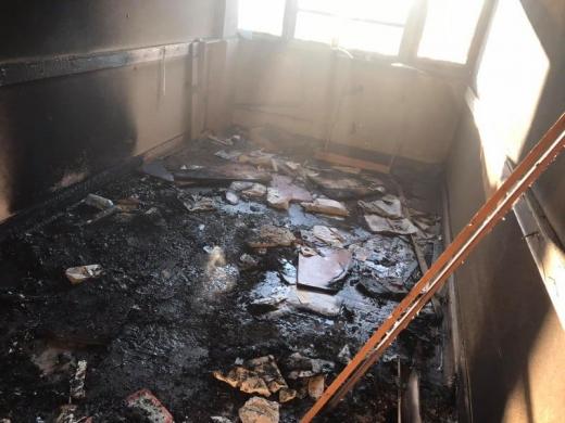 Смертельна пожежа в Ужгороді