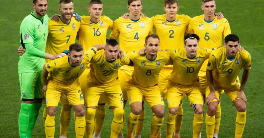 Збірна України завершує рік на 24-му місці у рейтинзі ФІФА