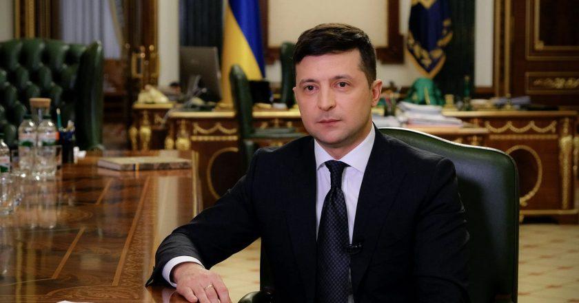 Президент ввів у дію рішення РНБО про санкції