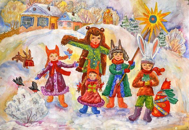 10 українських колядок, які має знати кожен з нас до Різдва