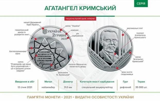 Нову монету ввели в обіг в Україні