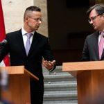 Угорський міністр приїде до України аби владнати кризу у відносинах