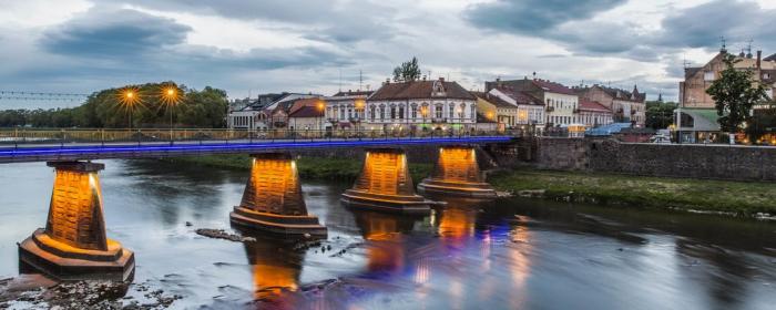 Ужгород у ТОП-5 найпривабливіших міст України