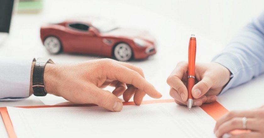 Нова процедура реєстрації авто