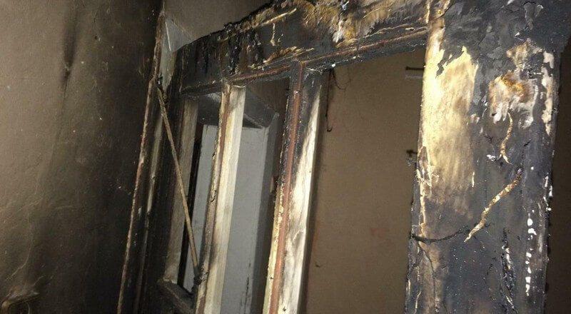 Чоловік підпалив будинок родички