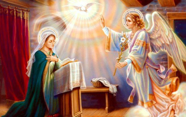 7 квітня Благовіщення: традиції та прикмети, привітання та листівки