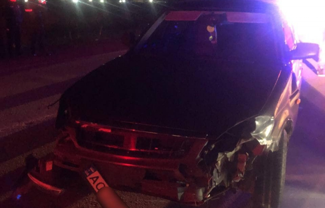 ДТП за участю поліції сталося у Мукачеві – подробиці
