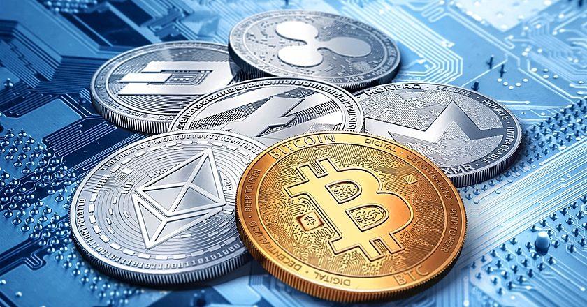 Популярные криптовалюты на сегодня